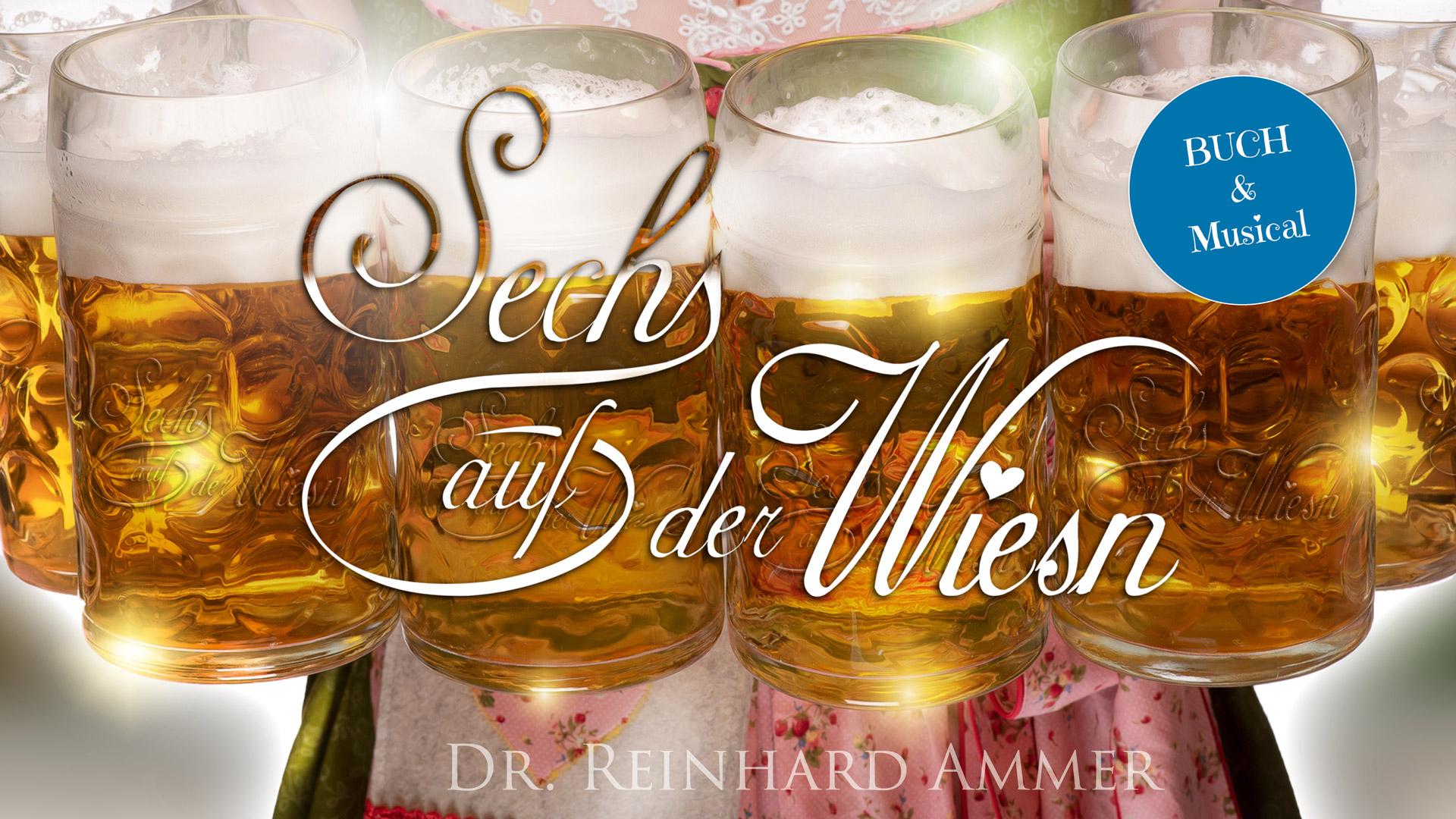 Sechs auf der Wiesn | Smart & Nett Verlag